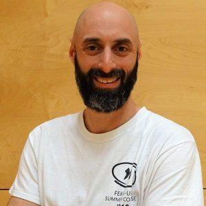 David Monty - Instructor - Krav Maga Self Defence London (Brixton, Tulse Hill, Gipsy HIll, Hoxton, City)