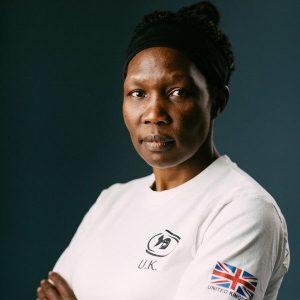 Krav Maga Instructor Lillian Auma - Krav Maga Self Defence London (Brixton, Tulse Hill, Gipsy Hill, Hoxton, City)