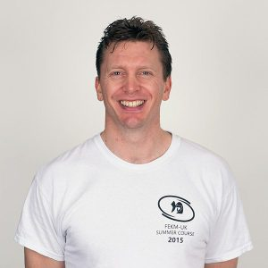 Krav Maga Instructor Simon Pither - Krav Maga Self Defence London (Brixton, Tulse Hill, Gipsy Hill, Hoxton, City)